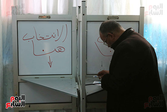 الاستفتاء على تعديلات الدستور (33)