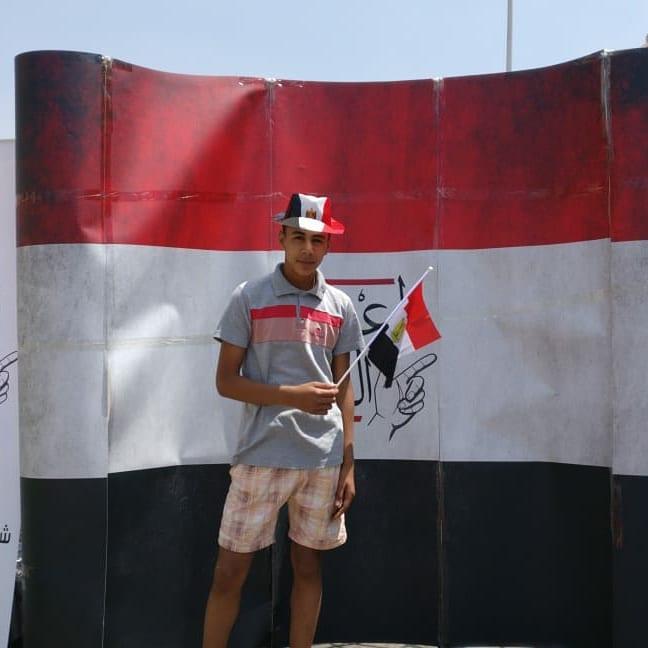 أجواء احتفالية فى مدن القاهرة الجديدة (7)