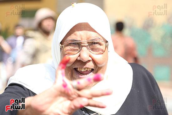 اللجان الانتخابية بالقاهرة (17)