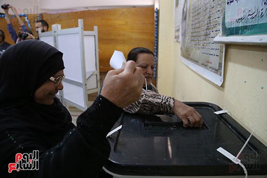 اللجان الانتخابية بالقاهرة (23)