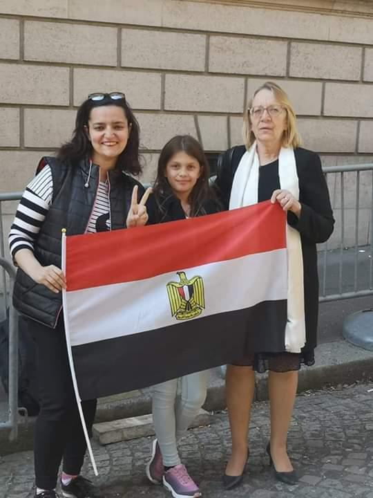 السيدات المصريات فى الخارج