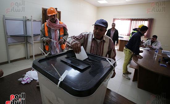 لجان العاصمة الإدارية للتصويت (12)