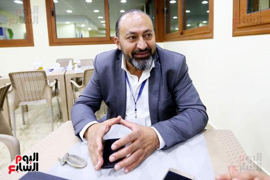 الخبير الحقوقى اللبنانى رياض عيسى (3)
