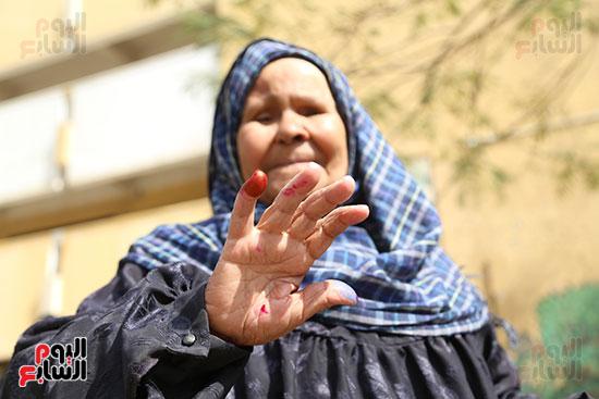 اللجان الانتخابية بالقاهرة (18)