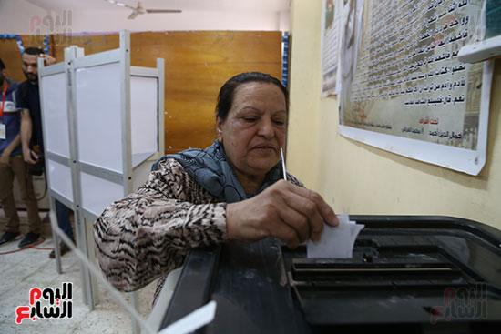 اللجان الانتخابية بالقاهرة (24)
