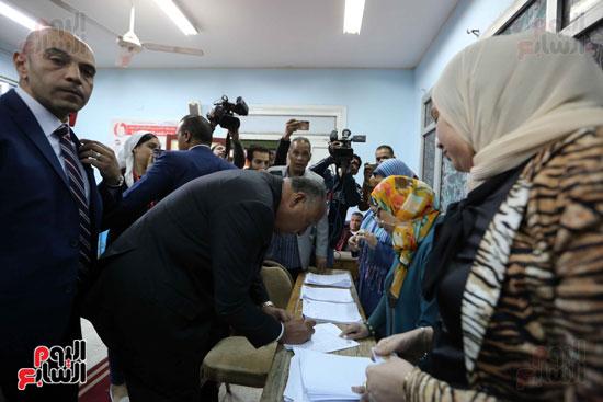 وزير الخارجية يشارك في التعديلات الدستورية (2)
