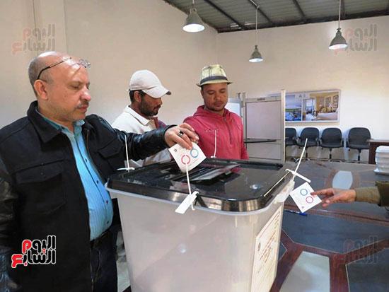 لجان العاصمة الإدارية للتصويت (16)