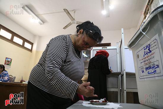 اللجان الانتخابية بالقاهرة (19)