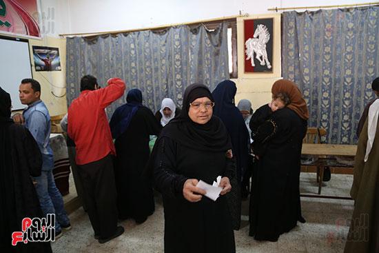 اللجان الانتخابية بالقاهرة (22)