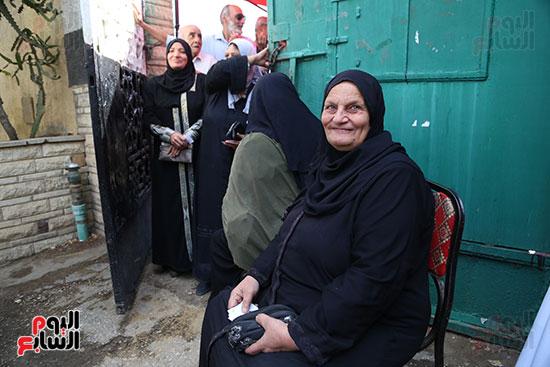 اللجان الانتخابية بالقاهرة (12)