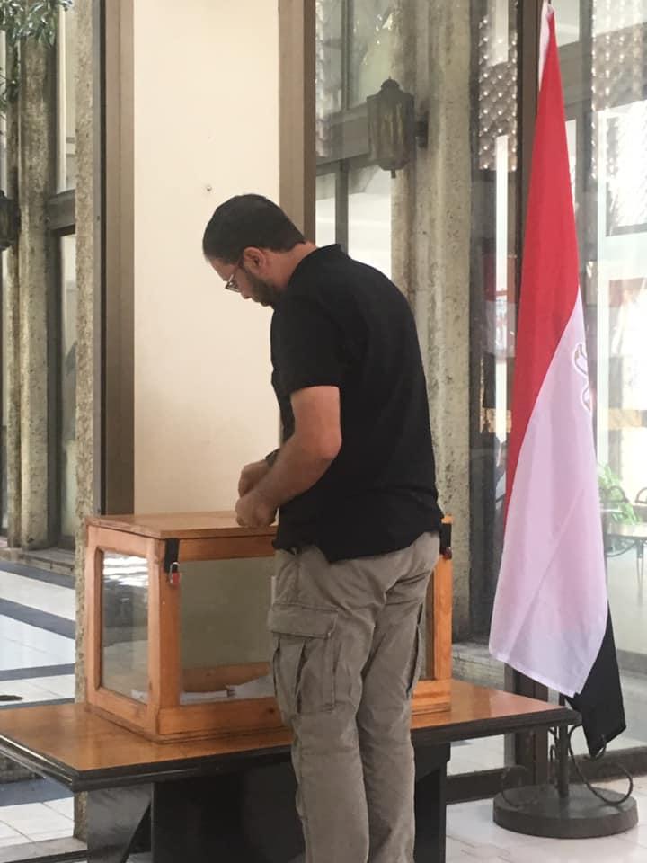 المصريون فى رواندا (3)