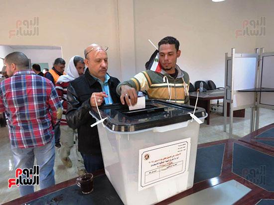 لجان العاصمة الإدارية للتصويت (20)