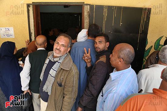 اللجان الانتخابية بالقاهرة (21)