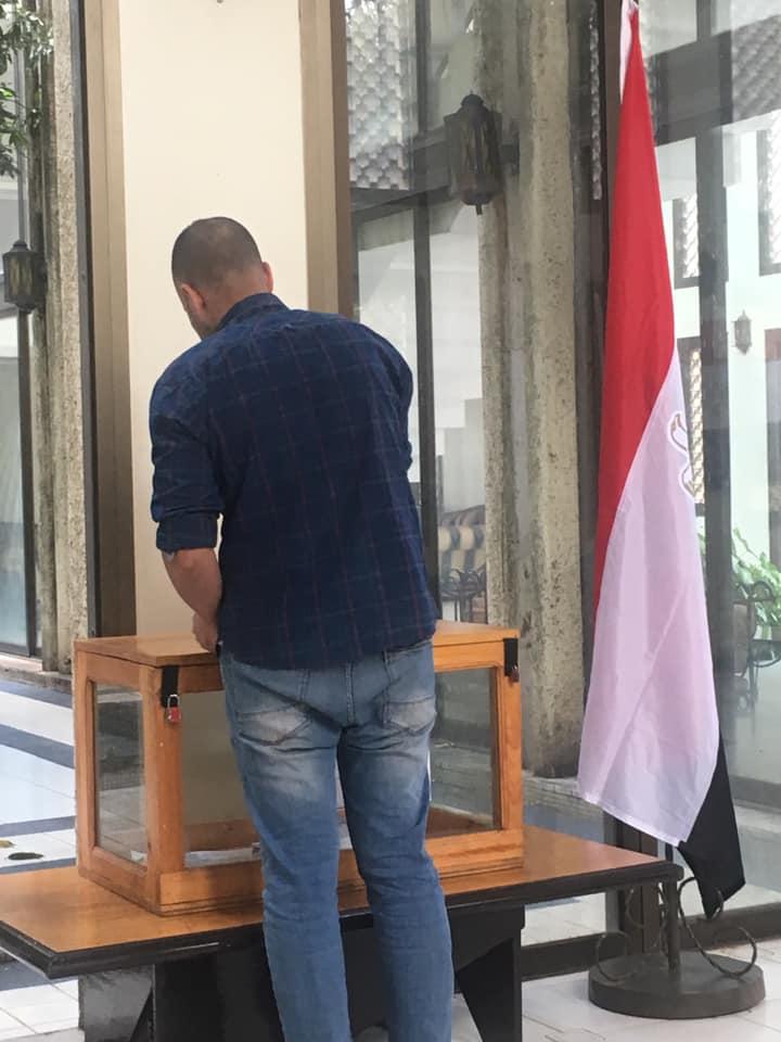 المصريون فى رواندا (5)