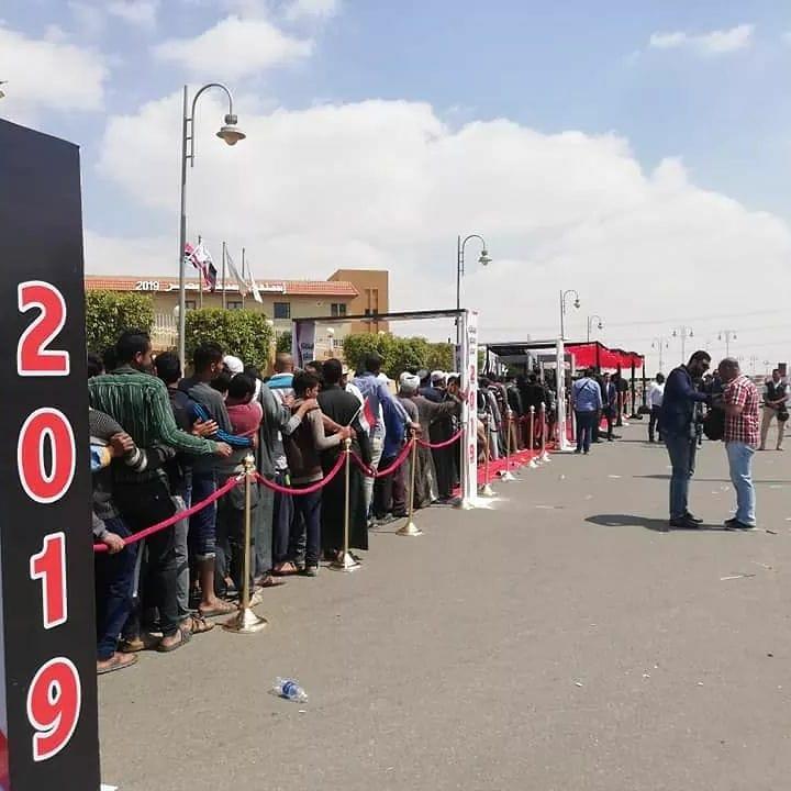 أجواء احتفالية فى مدن القاهرة الجديدة (23)