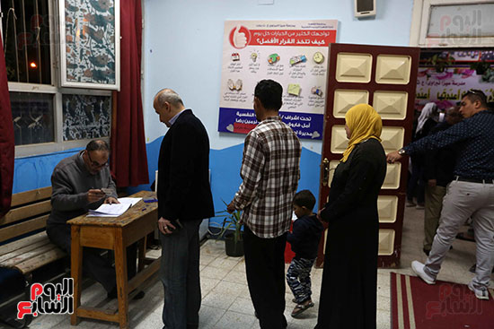 استفتاء تعديل الدستور (4)