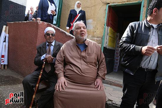 اللجان الانتخابية بالقاهرة (11)