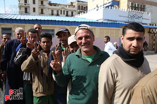 اللجان الانتخابية بالقاهرة (8)
