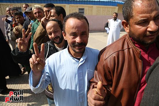 اللجان الانتخابية بالقاهرة (7)