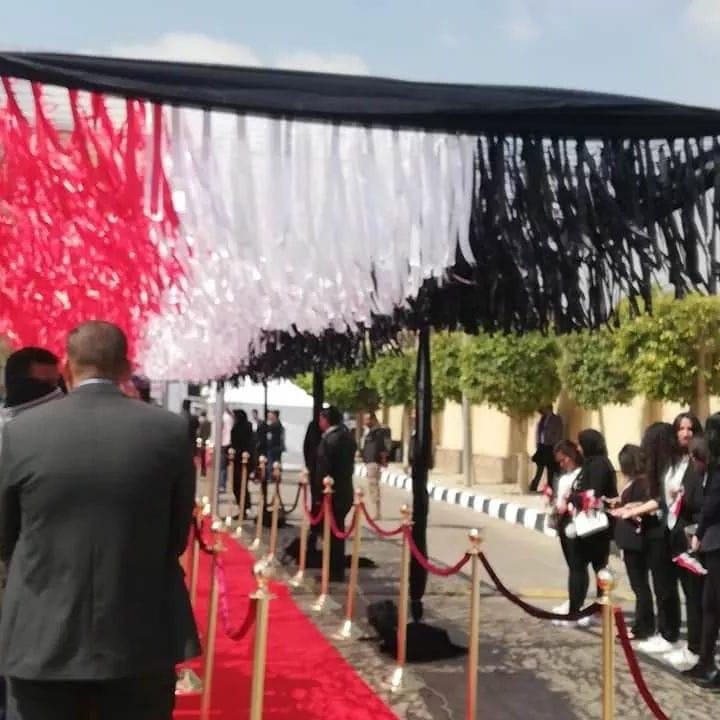 أجواء احتفالية فى مدن القاهرة الجديدة (19)