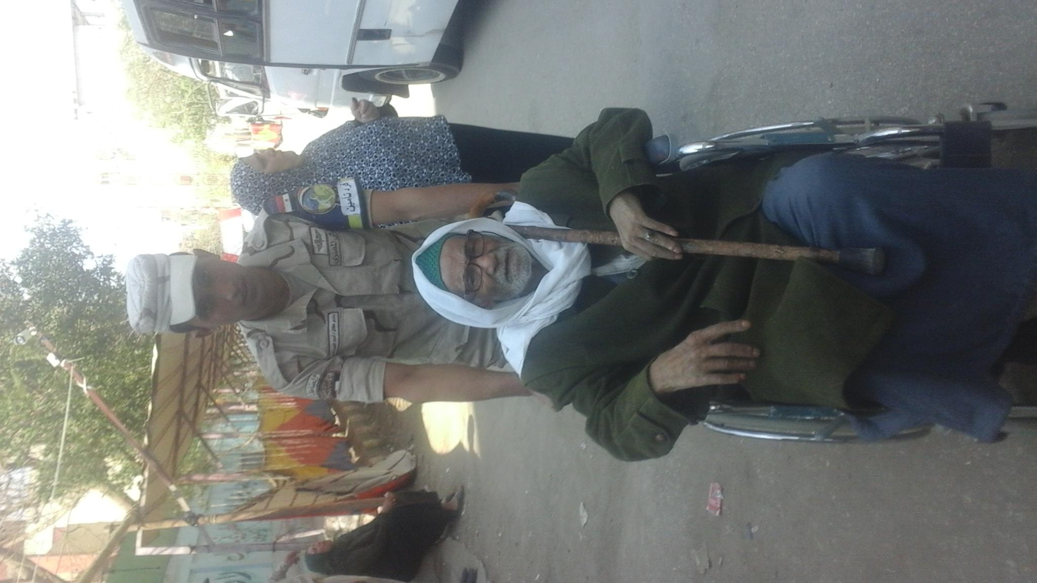 لجيش والشرطة في خدمة للمصريين (6)