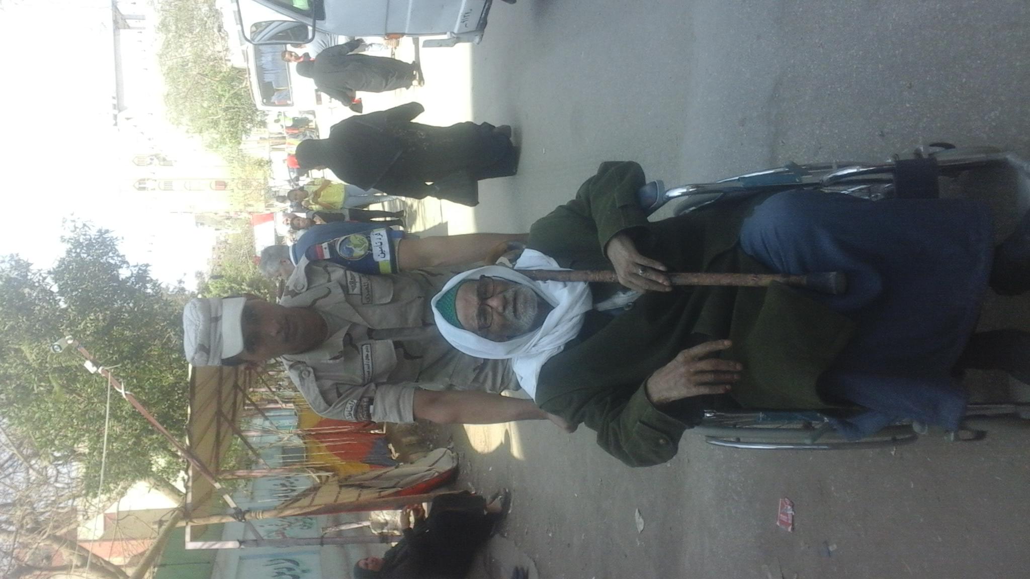 لجيش والشرطة في خدمة للمصريين (5)