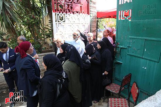 اللجان الانتخابية بالقاهرة (13)