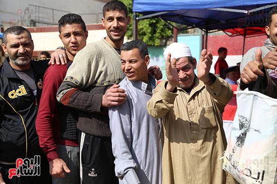 اللجان الانتخابية بالقاهرة (6)