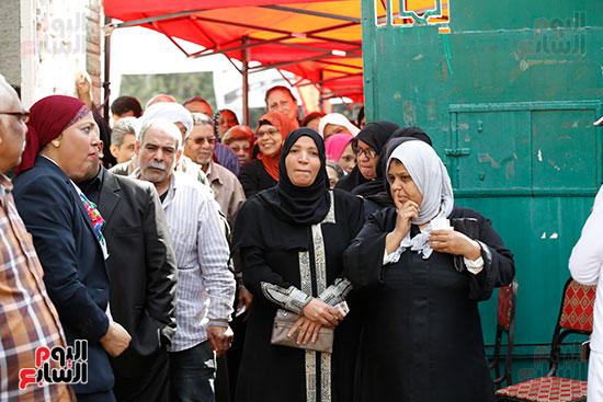 اللجان الانتخابية بالقاهرة (26)