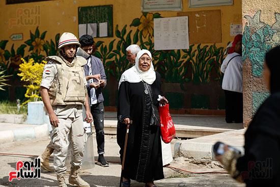 اللجان الانتخابية بالقاهرة (30)