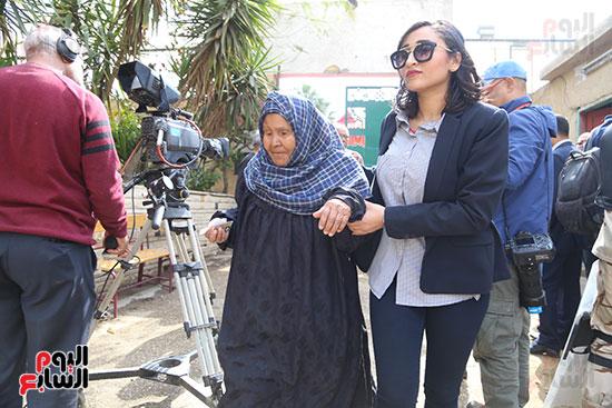 اللجان الانتخابية بالقاهرة (14)
