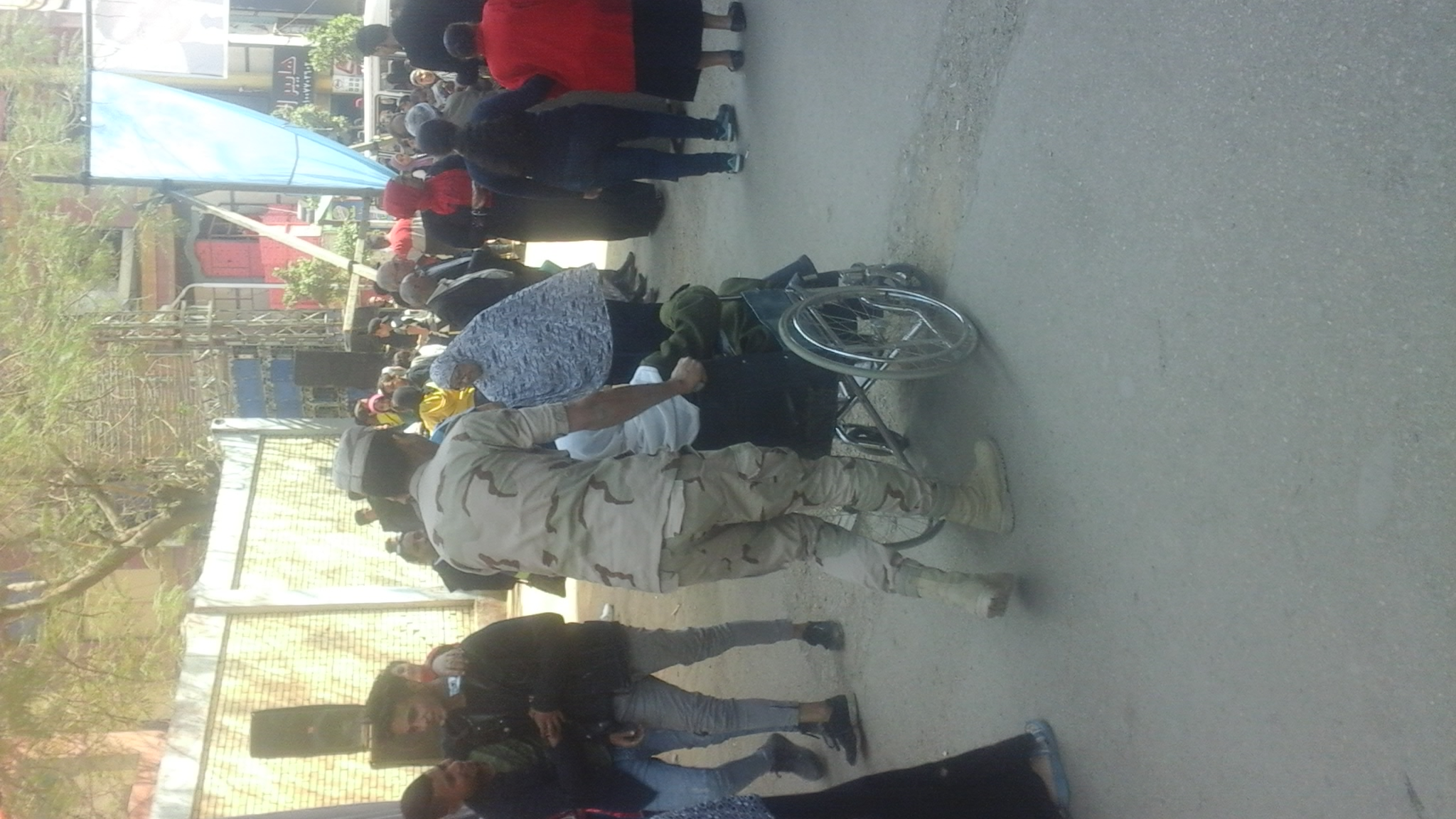 لجيش والشرطة في خدمة للمصريين (1)
