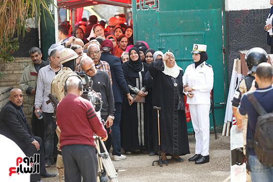 اللجان الانتخابية بالقاهرة (27)