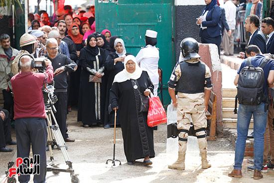 اللجان الانتخابية بالقاهرة (28)