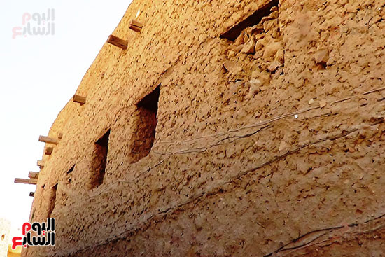 الطراز المعمارى لواحة سيوة يميزها بيئياً وسياحيا (3)