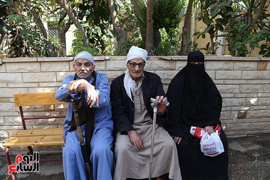 اللجان الانتخابية بالقاهرة (10)