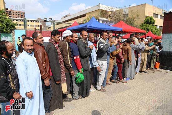 اللجان الانتخابية بالقاهرة (9)