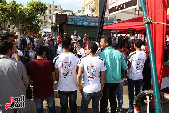 اللجان الانتخابية بالقاهرة (3)