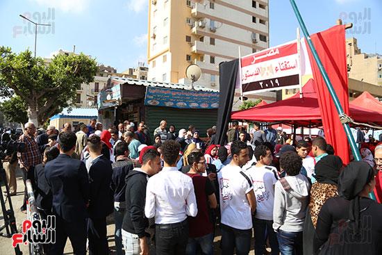 اللجان الانتخابية بالقاهرة (2)