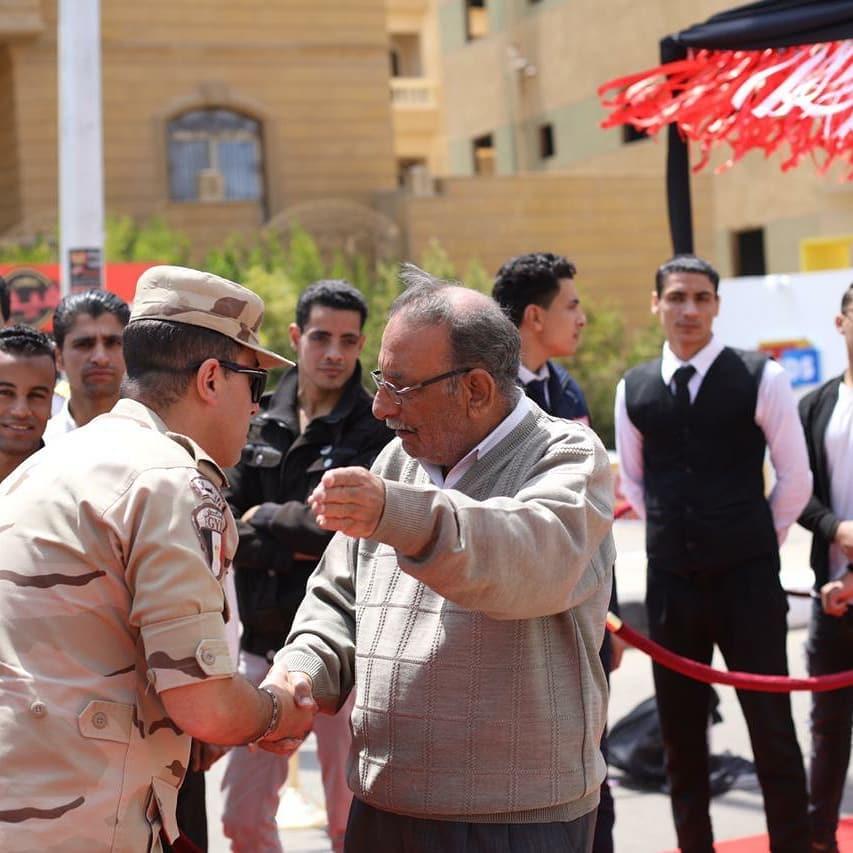 أجواء احتفالية فى مدن القاهرة الجديدة (9)