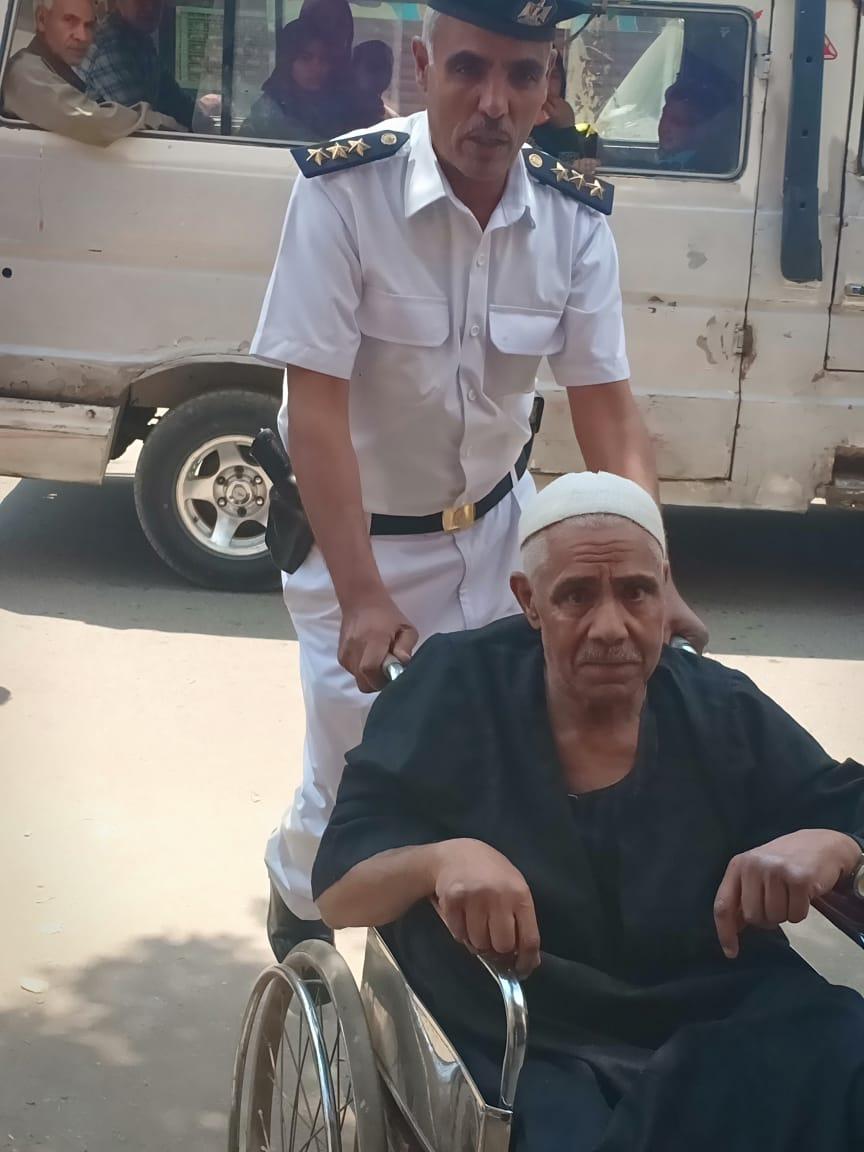 لجيش والشرطة في خدمة للمصريين (3)