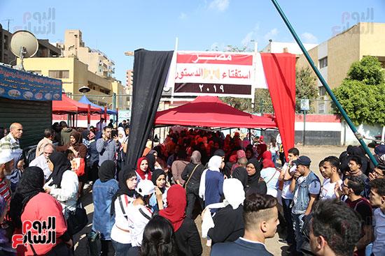 اللجان الانتخابية بالقاهرة (1)