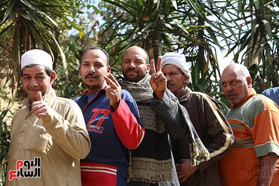 اللجان الانتخابية بالقاهرة (16)