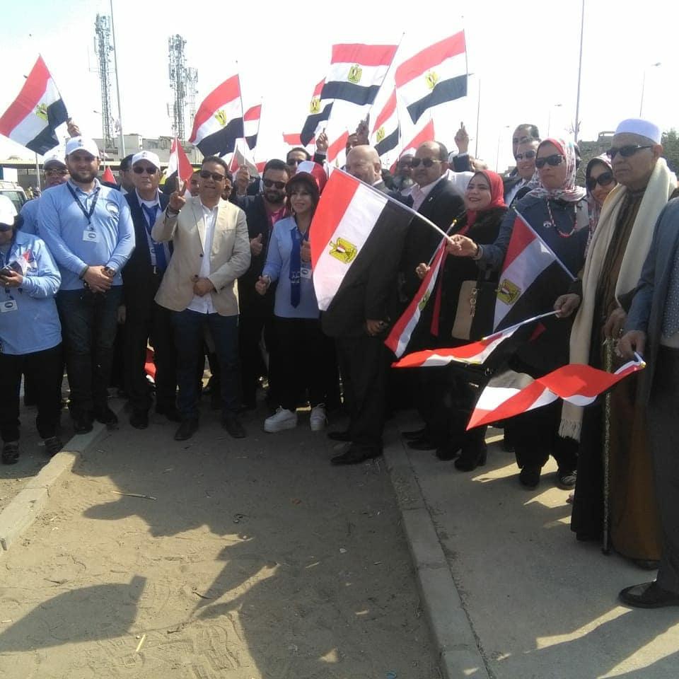أجواء احتفالية فى مدن القاهرة الجديدة (17)