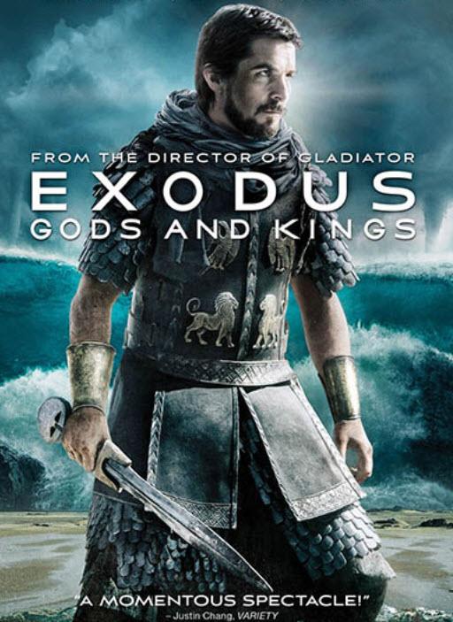 فيلم Exodus Gods and Kings