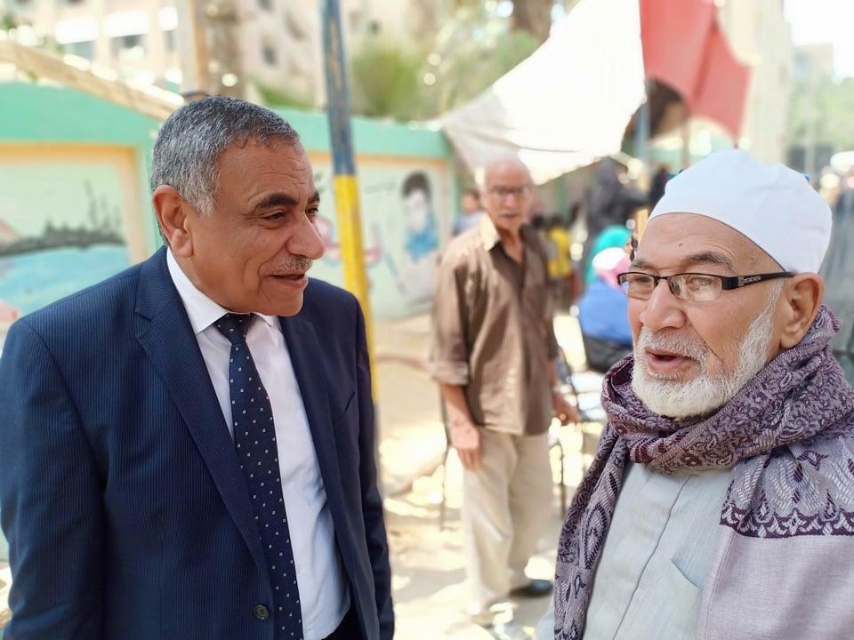 صبحي الدالي نائب مجلس الشعب