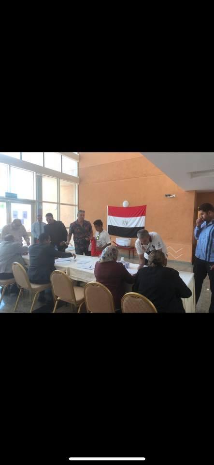 الناخبين المصريين