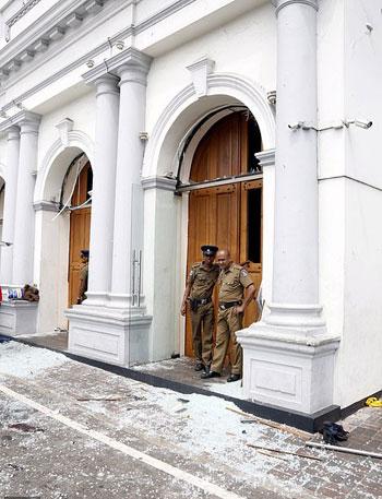 تفجيرات سريلانكا (7)