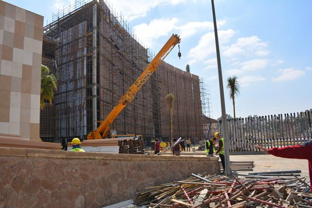 تطوير استاد القاهرة