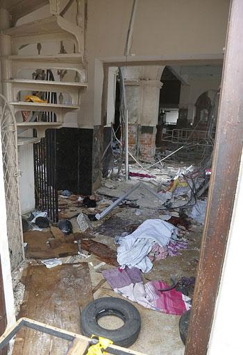 تفجيرات سريلانكا (11)